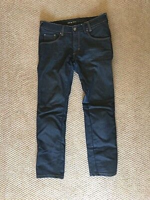 REVIT Lombard Motorcycle Riding Jeans W32 L32 w/ Armor