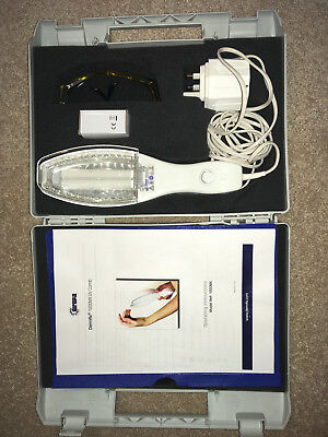 Dermfix 1000MX UV-B Lamp for Psoriasis Vitiligo and Eczema, Excellent condition