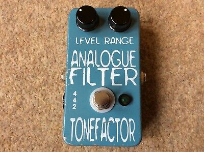 Tone Factor Analog Filter Envelope Filter DOD 440 Clone