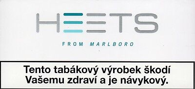 IQOS Heets1 Stange(200Heets) Turquoise (Menthol)