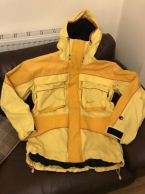 Nike ACG Yellow Snowboard Jacket Japan Exclusive Bought In Tokyo £250 XL Rare