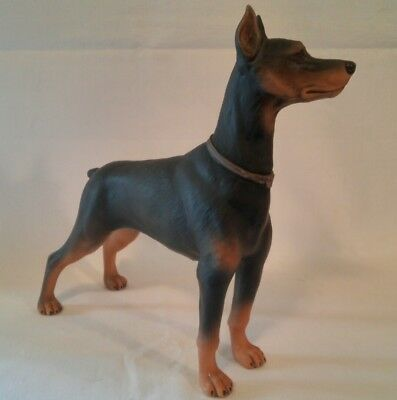 Boehm DOBERMAN PINSCHER Figurine 40157 USA
