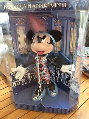 Disney Minnie Mouse Fabulous Flapper Doll by Mattel