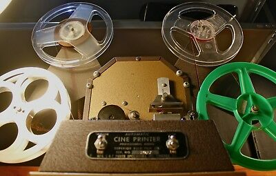 Cine Printer -  super 8  contact Printer Double super 8 16mm Ds8 Canon cine