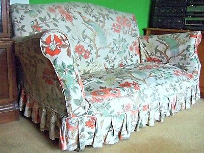 Small Vintage Sofa for reupholstering