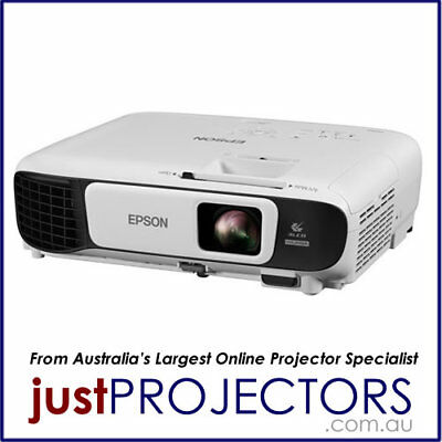 Epson EB-U42 FULL HD Projector from Just Projectors Australia. New with 2yr wrnt