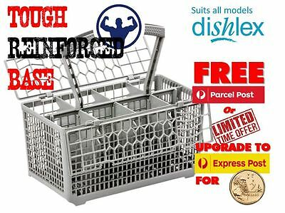 Best quality dishwasher cutlery basket, suits all Dishlex models. FREE POST