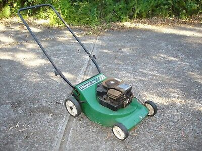 Masport 430 Alloy Chassis Mower - Parts Only
