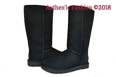 UGG Women's Classic Tall II Boots 1016224 sz 10, color: Black NEW IN BOX!!!