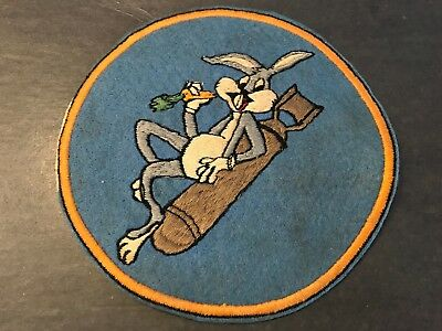 WWII/WW2 US AIR FORCE PATCH 530th Bombardment Squadron-ORIGINAL AUSTRALIAN MADE!