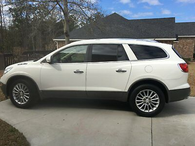 2008 Buick Enclave CXL FWD 2008 Buick Enclave SUV 3rd row leather