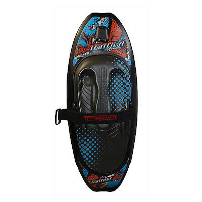 Test Pilot Reactor PVC Family Kneeboard with Aquahook