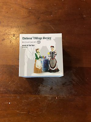 Department 56 - Dickens Village Series - Scent of the Day - 4030365
