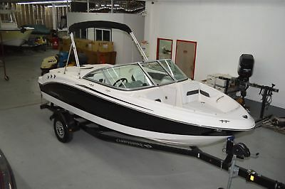 2014 Chaparral 19 Sport, 19Ft Bowrider, Merc 190Hp, 22 Hours, Covers, Trailer
