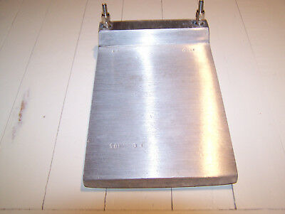 1 Pass Cold Plate for Soda Fountain Beer Keg