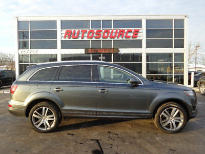 2014 Audi Q7 TDI DIESEL 2014 AUDI Q7 TDI DIESEL PREMIUM PLUS $63575 MSRP LOW MILES WARRANTY LOADED!!!!!!