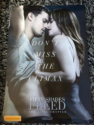 FIFTY SHADES FREED One Sheet Movie Poster