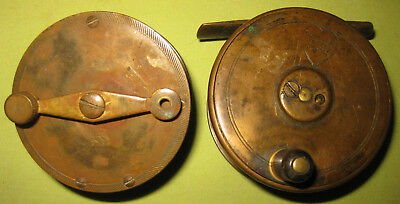 Antique Bundle of English Fly Reels