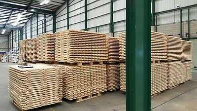 New Timber Decking Panels for Pallet Racking and other uses .