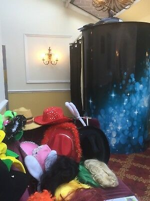 Photo Booth For Sale with Electrical Components