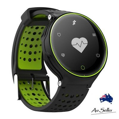 fitness activity tracker sports smart watch waterproof swimming Pedometer Health