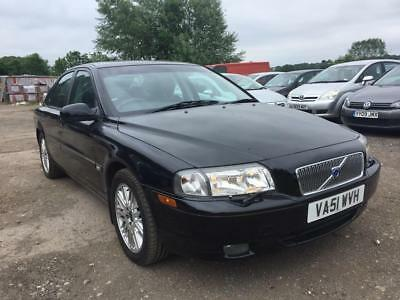 2002 Volvo S80 2.9 Executive Saloon 4dr Petrol Automatic (251 g/km, 200