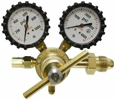 Uniweld RHP800 Nitrogen Regulator with 0-800 PSI Delivery Pressure New FREE SHIP