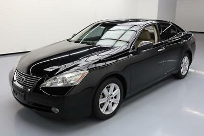 2009 Lexus ES 350 Base Sedan 4-Door 2009 LEXUS ES350 CLIMATE SEATS BLUETOOTH SUNROOF 80K MI #339831 Texas Direct