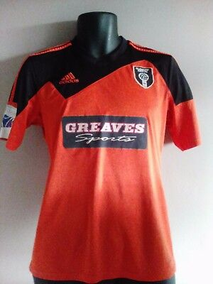 Match Worn Glasgow City Fc Shirt Adult Small In Good Condition