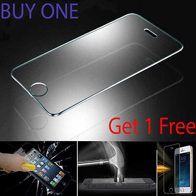 Clear Tempered Glass Clear Film Cover Screen Protector For Phone High Protection
