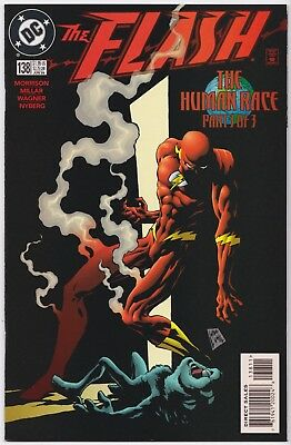 FLASH (1987) #138 - 1st Appearance of Black Flash - Back Issue
