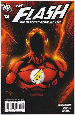 FLASH (2006) #13 - Cover A - Back Issue