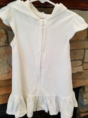 Old Navy Toddler Girls Swim Cover-up Size 3T