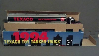 Texaco 1994 Toy Tanker Truck 1st in a Series from Estate