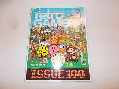 Retro Gamer Magazine Issue 100 Special Edition ZX Spectrum Sonic The Hedgehog