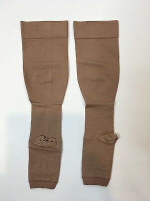 Cranford Medical Surgical Weight Knee High Compression Open Toe Size XXL