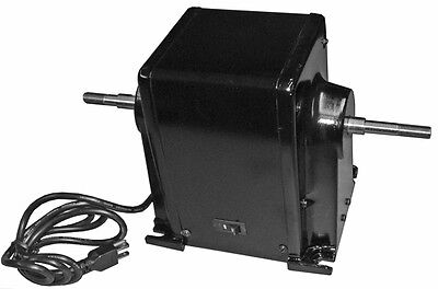 1055 Sharp-All Motor 1/2 HP Electric Motor with dual shafts