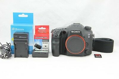 Sony Alpha SLT-A99 24.3MP DSLR Camera Body. Very Good Condition. Fast Shipping