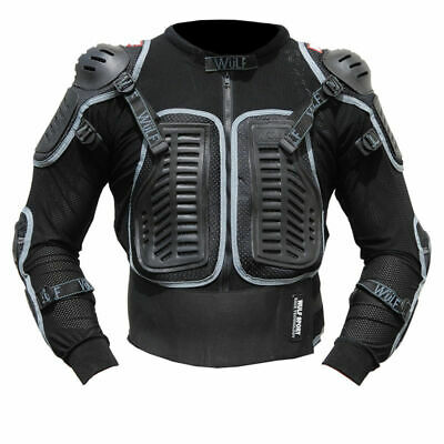 Wulfsport Full Deflector Body Armour Adult L MX Motocross Pitbike Quad Dirtbike