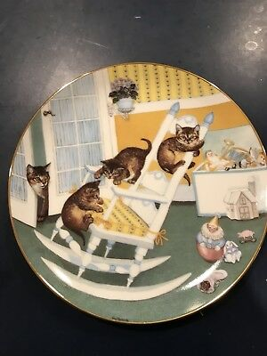 Rock and Rollers - Gre Gerardi - Hamilton Plate 1988 Cats
