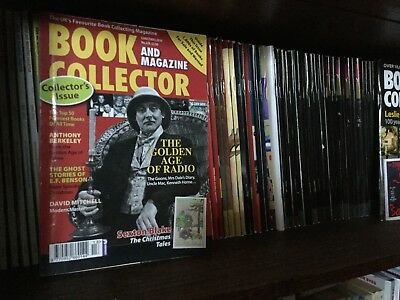 'Book And Magazine Collector' - 328 Magazines complete set