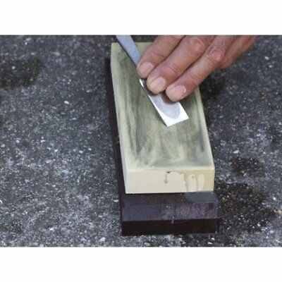 King finishing abrasive F-3 type (with stand)