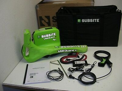 Utiliguard 5 Plus Advanced Ditch Witch Subsite cable pipe wire utility locator