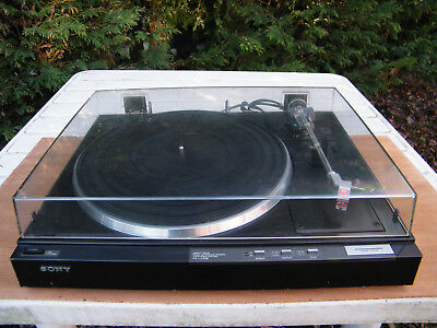 Platine Vinyle Sony PS-LX33B Direct Drive Turntable