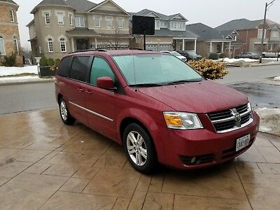 Dodge: Grand Caravan 4dr Wgn SXT Dodge Grand Caravan 2010 SXT 4.0 Stow N Go