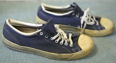 Vintage 1960's Safeway Shoes, Sneakers Converse style, 10, USA