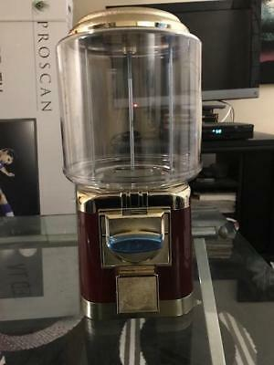 Candy Vending Machine, 25 Cents, North American Vending, Mint, Never Used