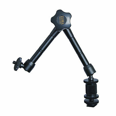 """11"""" Metal Adjustable Friction Articulating Magic Arm Tripod for DSLR LCD Monitor"""