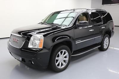 2013 GMC Yukon Denali Sport Utility 4-Door 2013 GMC YUKON DENALI AWD HTD SEATS SUNROOF NAV DVD 82K #118014 Texas Direct