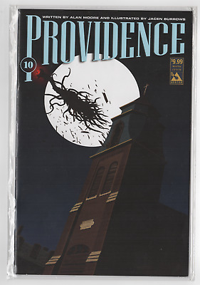 Providence #10 Weird Pulp - RARE LOST ISSUE - VF - 1/112 copies - Alan Moore